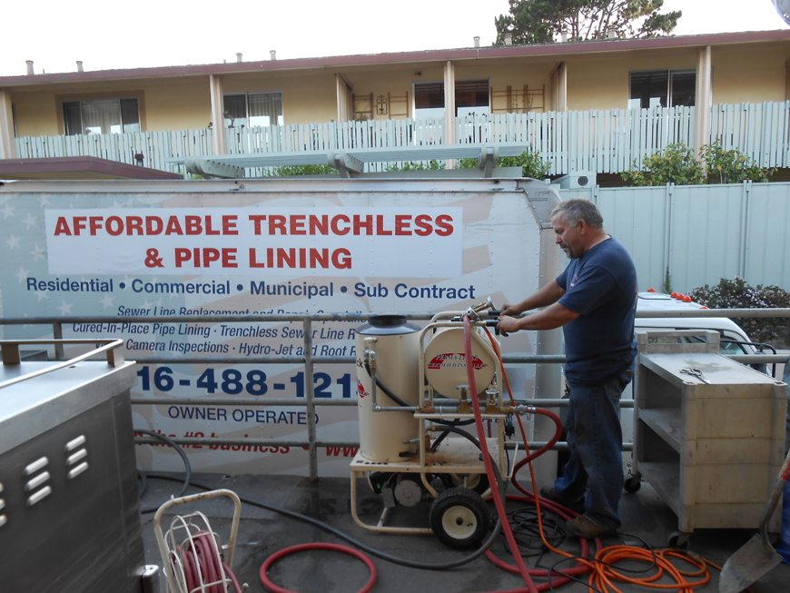 Trenchless Company in Sacramento
