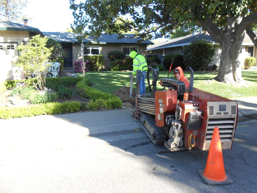 Trenchless in Sacramento